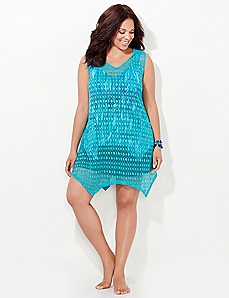 Crochet Dot Cover-Up