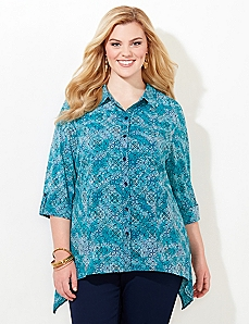 Fresh Spring Blouse