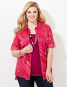 Spring Love Buttonfront