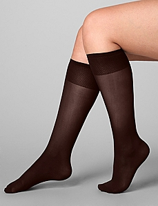 Cotton Sole Trouser Socks by CATHERINES