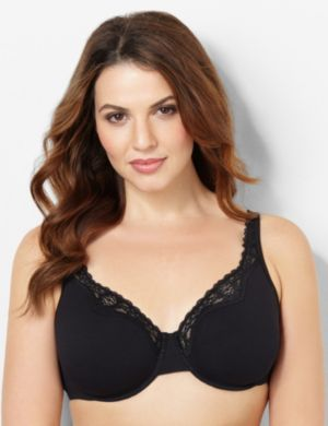 Underwire Cotton Comfort Bra