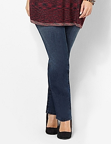 New Slimmer Classic Jean by Catherines