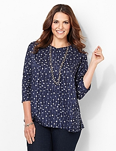 Dotted Top by CATHERINES
