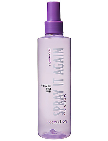 Nightbloom Spray It Again body mist