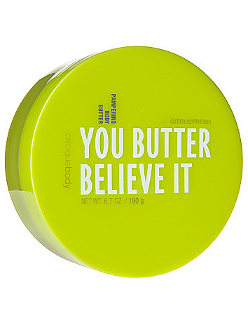Citrusfresh You Butter Believe It body butter