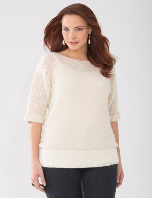 Lane Collection dolman sweater