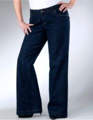 Right Fit denim trouser