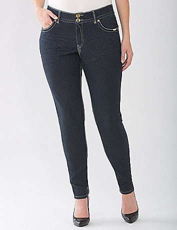 Lane Collection Genius Fit jean by Lane Bryant