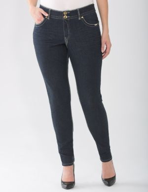 Lane Collection Genius Fit skinny jean