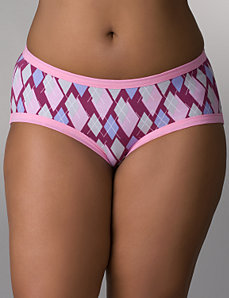 Flirty hipster panty by Cacique