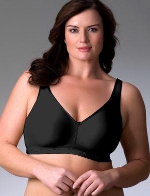 Smooth no wire bra