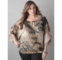 Women's Plus Size Stylish Blouses