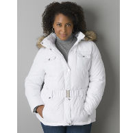 Women's Plus Size Puffer Jackets