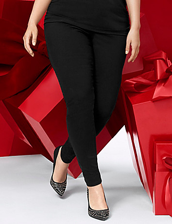 Black jegging by Lane Bryant