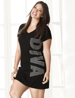 Diva sleep shirt