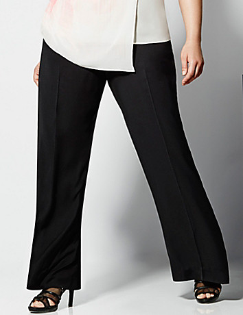 6th & Lane wide leg soft pant