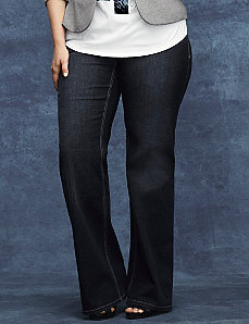 Genius Fit™ trouser jean by LANE BRYANT
