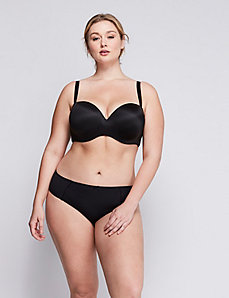 Cross-Zone Uplift Strapless Bra
