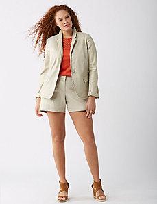 Gold-Shimmer Jacket
