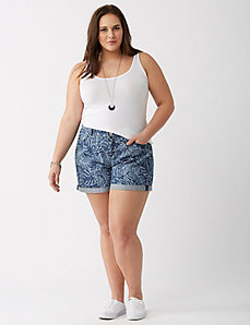 Denim Weekend Short