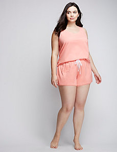 Lace Pocket Sleep Short