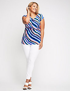 Simply Chic Drapey Tee