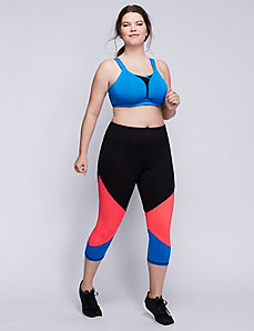 Cooling No-Wire Sport Bra