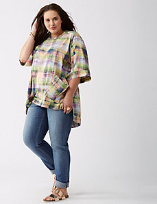 One-Pocket Tee by Melissa McCarthy Seven7
