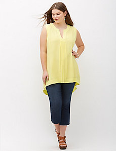 Notch-Neck Tank by Melissa McCarthy Seven7