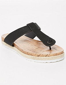 Espadrille T-Strap Sandal