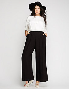 Black & Ivory Jumpsuit by ABS Allen Schwartz
