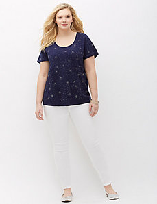 Stud Bursts Graphic Tee