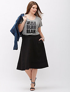 Blah Blah Blah Graphic Tee