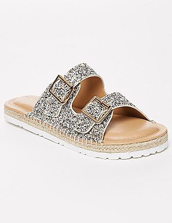 Sandal Glitter finns på .
