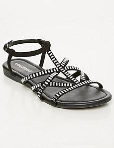 Bling Flat Sandal