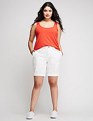 Patch Pocket Bermuda Short
