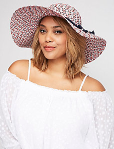 Tweed Floppy Hat