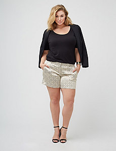 Metallic Short