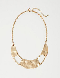 Cutout Collar Necklace