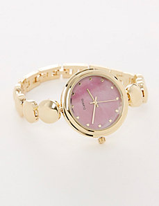 Circle Skinny Band Watch