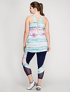 Zip-Back Active Tank by Jessica Simpson
