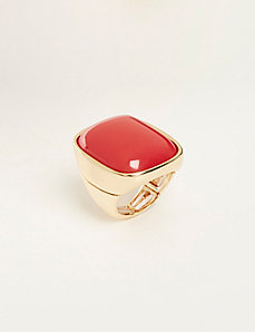 Spice Stone Statement Ring