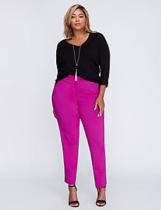 Ashley Sexy Stretch Ankle Pant