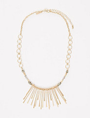Short Multi-Stick Necklace