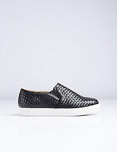 Woven Slip-On Sneaker