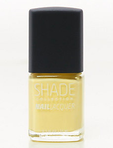 Pale Yellow Nail Polish