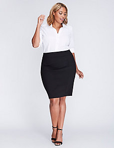 Sexy Stretch Pencil Skirt