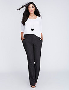 Sophie Sexy Stretch Stripe Boot Pant