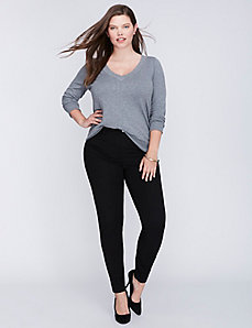 Lena Smart Stretch 5-Pocket Ankle Pant