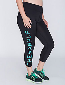 The Warmup Active Capri Legging by Jessica Simpson